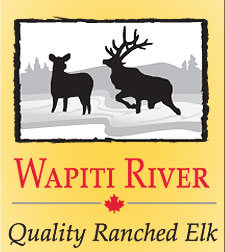 Wapiti River - Elk Meat and Elk Products